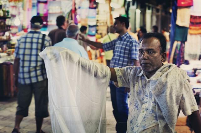 Zdjęcia: Mutrah Souk, Muhafazat Maskat, Szmatki, OMAN