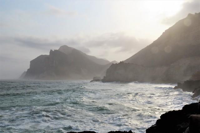 Zdjęcia: Mughsayl, Dhofar, Widok na ocean, OMAN