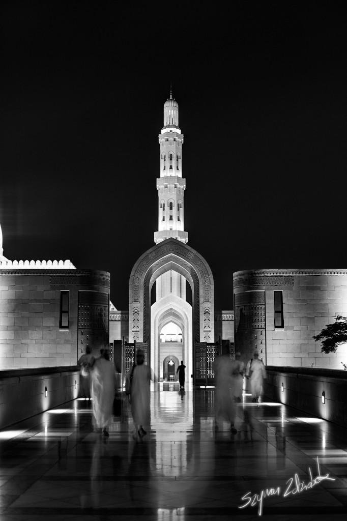 Zdjęcia: Muscat, Muscat, Sultan Qaboos Grand Mosque, OMAN
