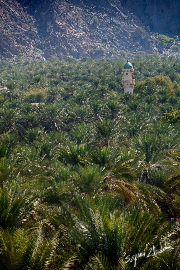 Zdjęcia: Nakhal, Minaret, OMAN