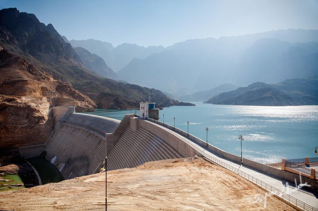 Zdjęcia: Wadi Dayqah Dam, Qurayyat, Wadi Dayqah Dam, OMAN