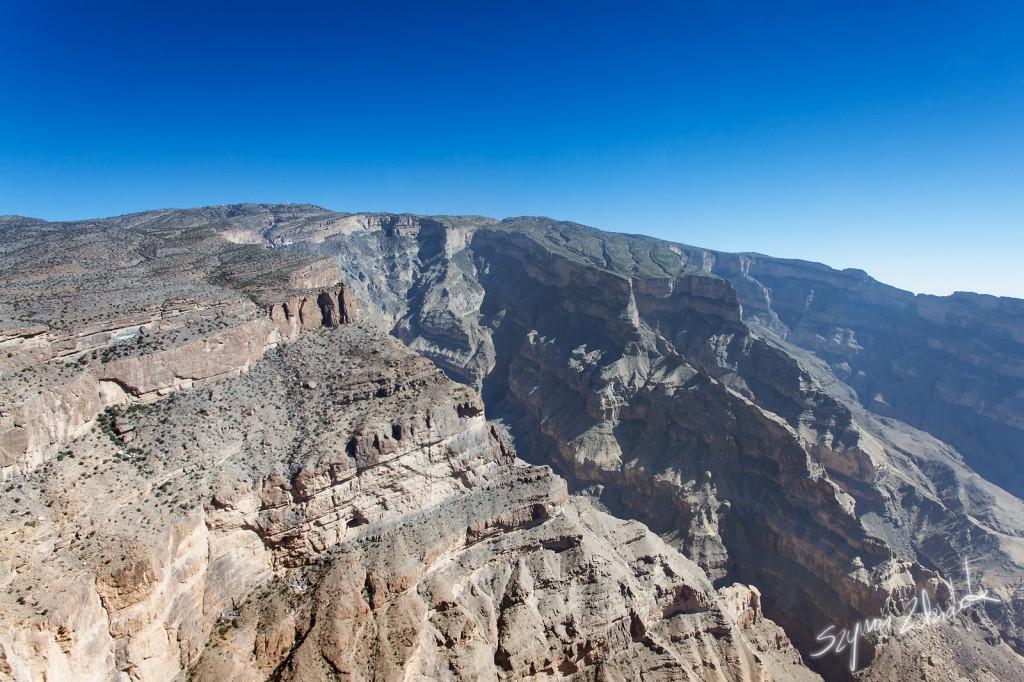 Zdjęcia: Jabal Shams, Western Hajar, Kanion, OMAN