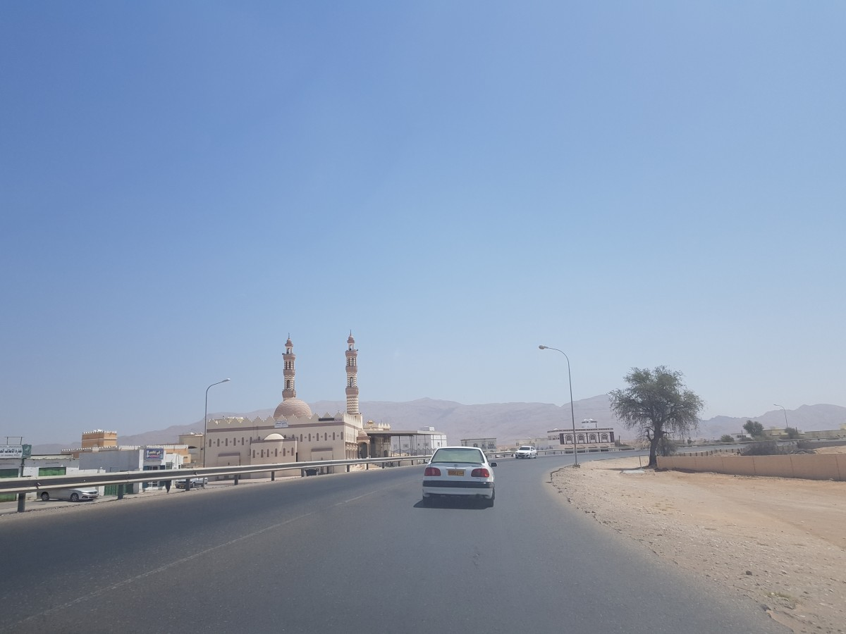 Zdjęcia: Oman, Oman, Pałac, OMAN