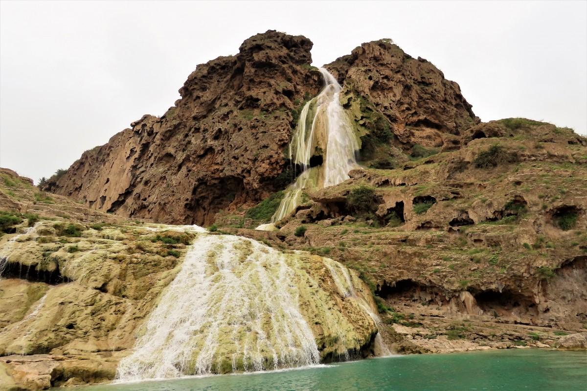 Zdjęcia: Dhofar, Wadi Darbat, OMAN