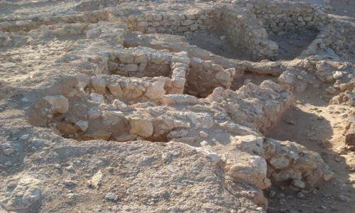 OMAN / Dhofar / Shisr / Ubar - resztki mitycznego miasta