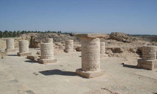 OMAN / Dhofar / Salalah / Mały meczet