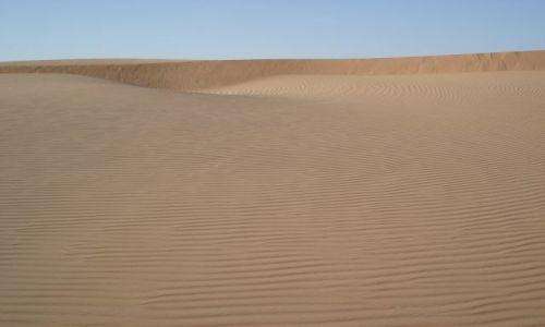 OMAN / Al Wusta / trasa Al Hayma - Nizwa / Pustynia