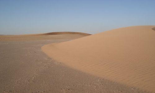 OMAN / Al Wusta / trasa Al Hayma - Nizwa / Pustynia (2)