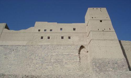 OMAN / Al Dakliyah / Bahla / Fort Bahla
