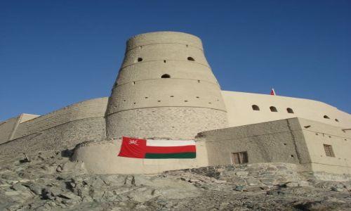 Zdjęcie OMAN / Al Dakliyah / Bahla / Bahla - Fort