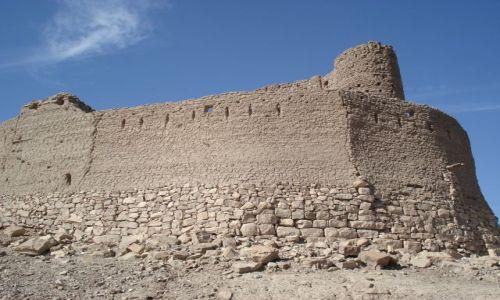 Zdjęcie OMAN / Ad Darzis / Bat (okolice Ibri) / Stary fort