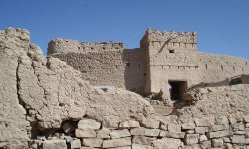 Zdjęcie OMAN / Ad Darzis / Bat (okolice Ibri) / Fort w Bat