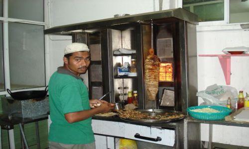 Zdjecie OMAN / Al Batinah / Rustaq / Najlepsze jedzenie
