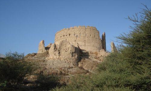 Zdjęcie OMAN / Al Batinah / Rustaq / Fort w Al Khabib