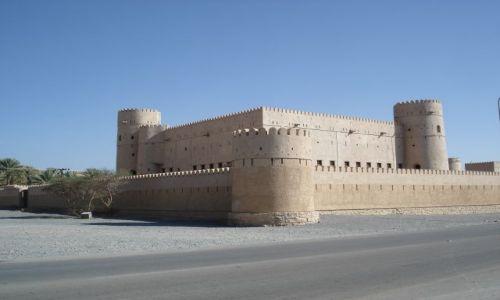 Zdjęcie OMAN / Al Dakliyah / Birkat Al Mawz / Kolejny fort