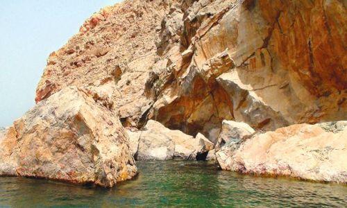 Zdjęcie OMAN / Ocean Indyjski / Morze Arabskie / W krainie Sindbada żeglarza