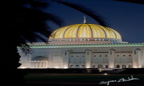 OMAN / Muscat / Muscat / Sultan Qaboos Grand Mosque