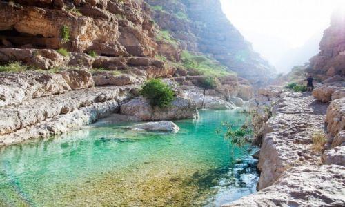 Zdjęcie OMAN / Wadi Shab / Wadi Shab / Wadi Shab