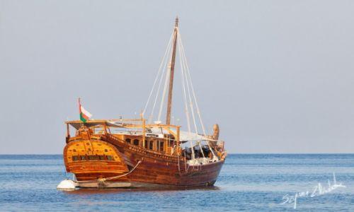Zdjęcie OMAN / Muscat / Mutrah / Dhow