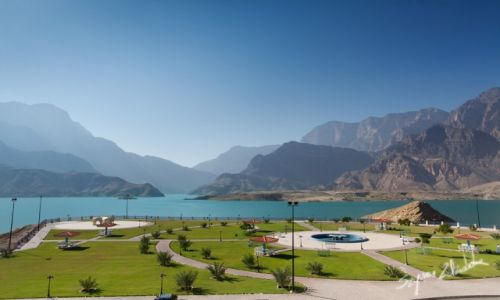 Zdjecie OMAN / - / - / Wadi Dayqah Dam