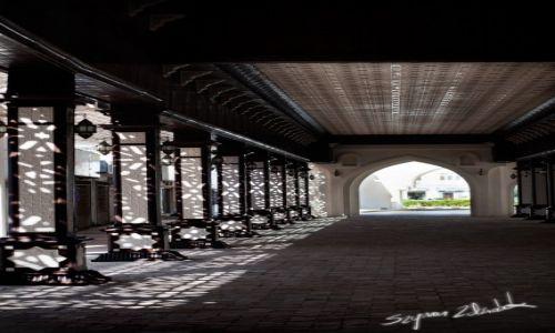 Zdjęcie OMAN / Sohar / Sohar Souk / Światło i cień