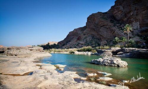 Zdjecie OMAN / Qurayyat / Wadi Dayqah Dam / Wadi Dayqah