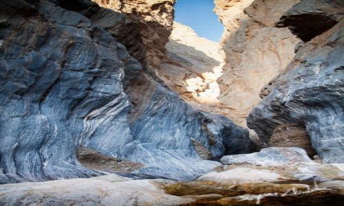 Zdjęcie OMAN / - / Wadi Hawasinah / Chains