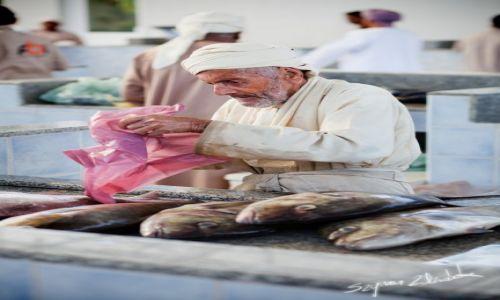 Zdjęcie OMAN / Sohar / Sohar Fish Market / Doświadczenie