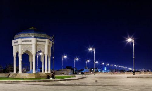 Zdjęcie OMAN / Ash Sharqiyah Governorate / Sur / Noc w Sur
