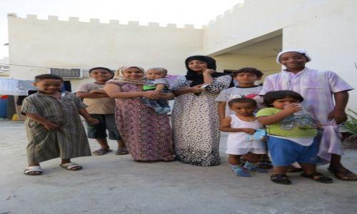 Zdjecie OMAN / oman / oman / Rodzina arabska