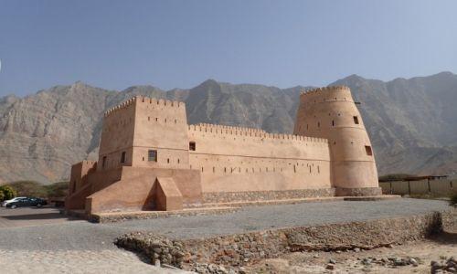 Zdjęcie OMAN / Musandam / Bukha / fort