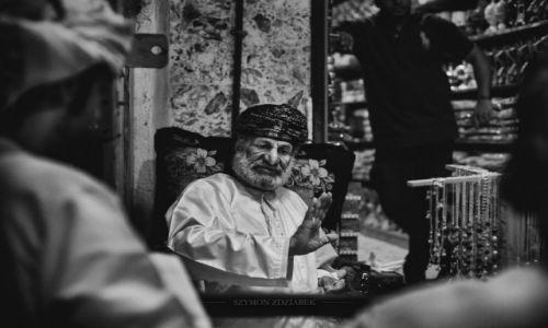 Zdjęcie OMAN / Muscat Governorate / Muttrah Souk / Negocjacje