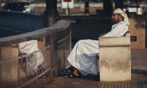 Zdjęcie OMAN / Muhafazat Maskat / Mutrah Corniche / Relaks