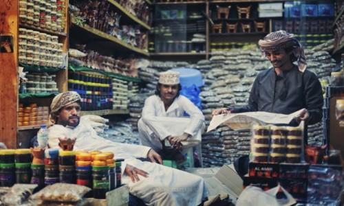 Zdjęcie OMAN / Muhafazat Maskat / Mutrah Souk / Może kadzidło?