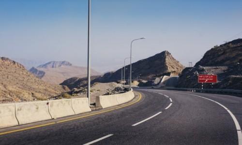 Zdjecie OMAN / Al Hajar Mountains / Jabal Akhdar / Na wszelki wypadek
