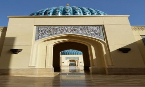 Zdjecie OMAN / Sohar / Sohar / The Sultan Qaboos Mosque, Sohar, Oman