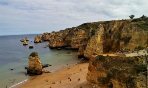 Zdjecie PORTUGALIA / Algarve / Lagos / Portugalia