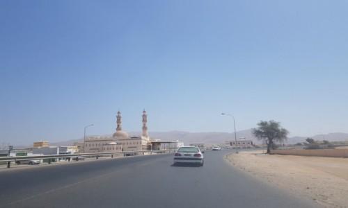 Zdjecie OMAN / Oman / Oman / Pałac