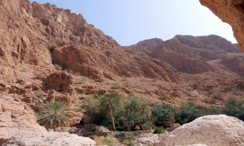 Zdjecie OMAN / Oman / Wadi Ash Shab / Oman