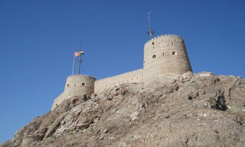 Zdjęcie OMAN / Muscat / Muttrah / Fort