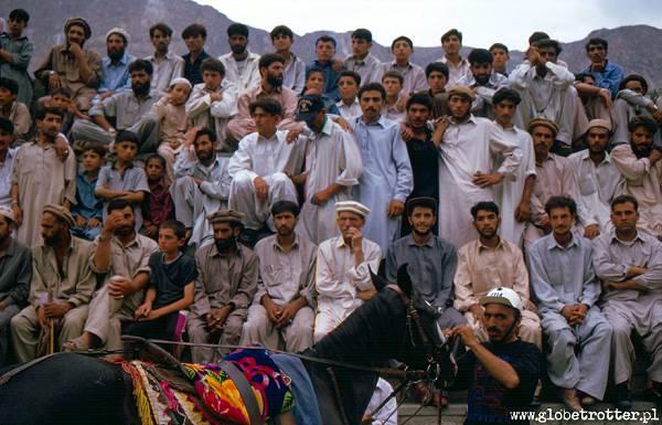 Zdjęcia: stadion, Gilgit, Mecz Polo, PAKISTAN