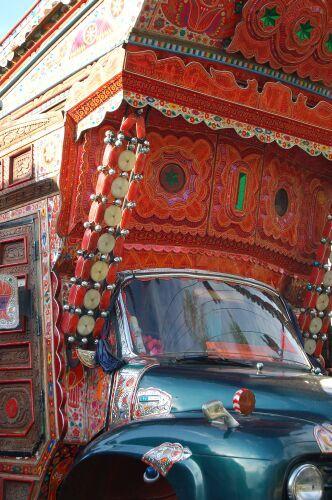 Zdjęcia: Karakorum Highway, W drodze..., PAKISTAN