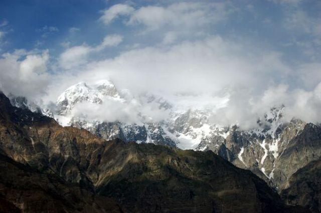 Zdj�cia: Hunza, W drodze.., PAKISTAN