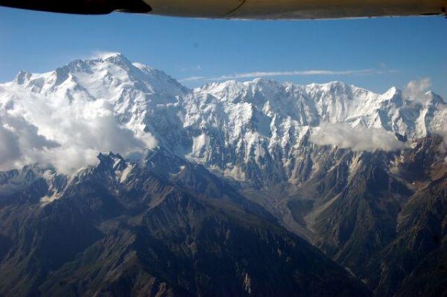 Zdj�cia: samolot, W drodze..., PAKISTAN