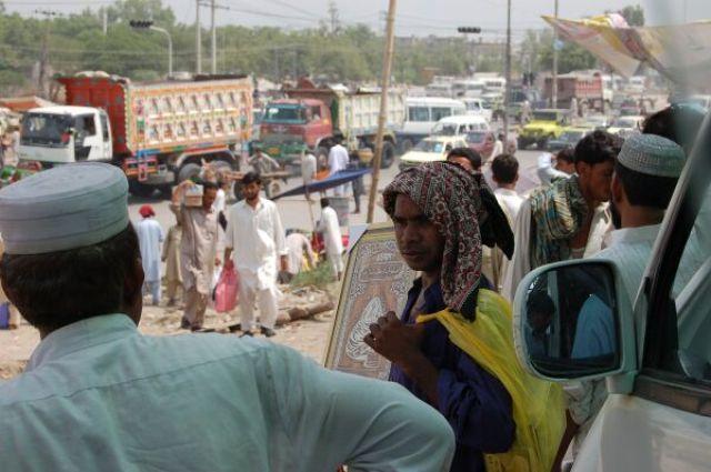 Zdjęcia: Islamabad, W drodze..., PAKISTAN