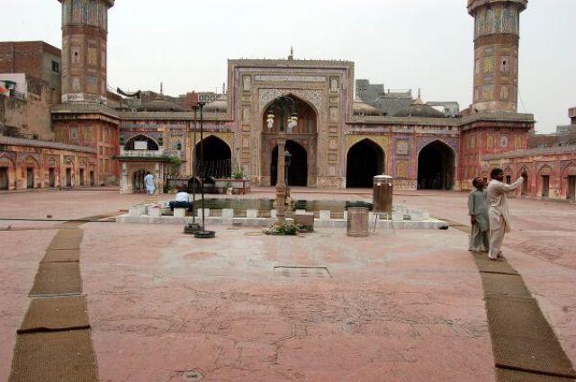 Zdj�cia: Lahore, W drodze..., PAKISTAN