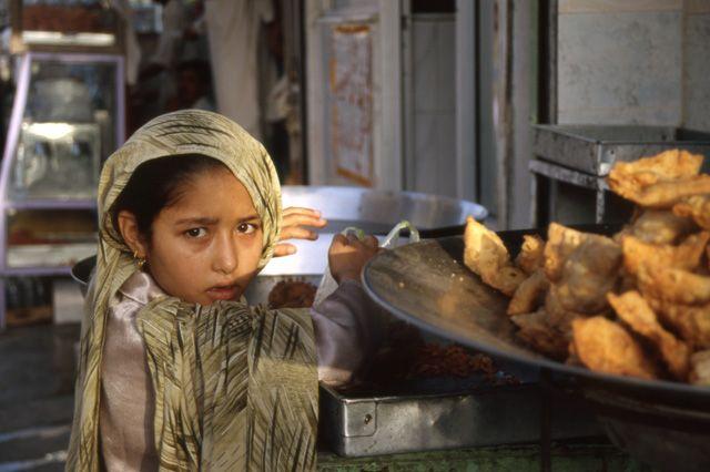 Zdjęcia: Quetta, Przy bazarze, PAKISTAN