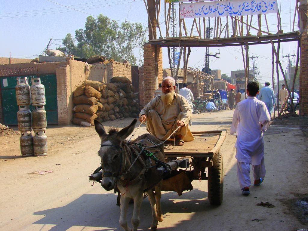 Zdjęcia: Czitral, Czitral, Wio, PAKISTAN