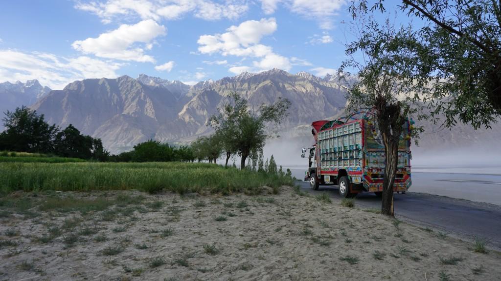 Zdjęcia: Skardu, Baltistan, Jadąc do Skardu, PAKISTAN