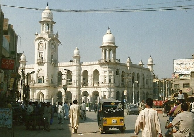 Zdjęcia: Multan, Pendżab, Ratusz, PAKISTAN